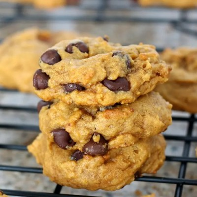 Pumpkin Chocolate Chip Cookies | Sharing The Wealth