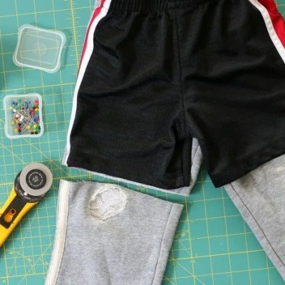 4 Easy No-Sew Upcycled Style DIYs in Under 15 MInutes