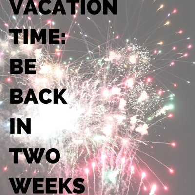 Family Vacation: Be Back Soon