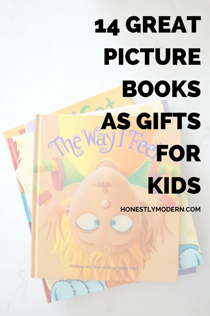 Check out this list of great books any child will love as gift for their birthday, a special occasion, or just because.