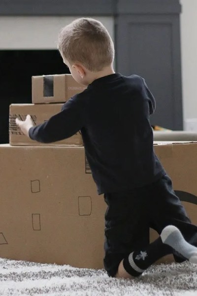 5 Ways To Reuse Your Amazon Cardboard Boxes