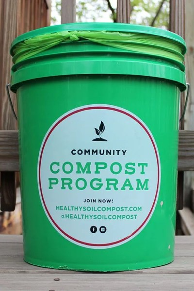 You Can Make Dirt | Community Compost Pick-Up Programs