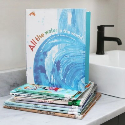 24+ Wonderful Picture Books To Encourage Children to Conserve Water