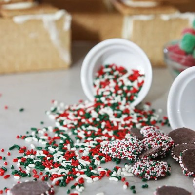 Low Waste No Waste Ginger Bread Houses