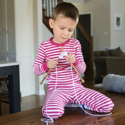 Why We Love Primary Pajamas For Our Boys