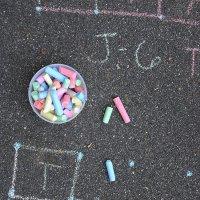 5 Fun Outdoor Sidewalk Chalk Activities for Kids