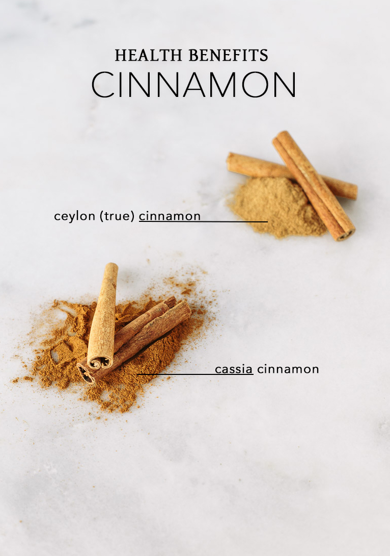 Curated Kitchen: Health Benefits of Cinnamon | Your guide to what makes cinnamon nutritious, plus wellness tips and advice for using this medicinal spice known for its ability to lower blood sugar (and make everything delicious!). | Honestly Nourished www.honestlynourished.com