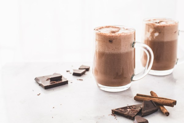 6-Ingredient Immunity Boosting Hot Cocoa