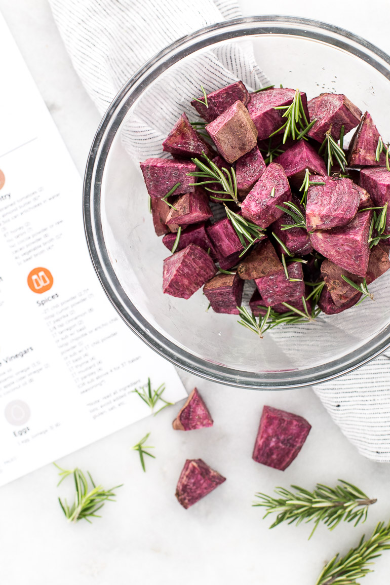 Get gluten-free and paleo meal planning service Prep Dish delivers healthy recipes to your inbox each week plus a grocery list and tips to meal prep and cook like a pro.