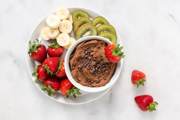 Crazy-Good Chocolate Hummus Spread