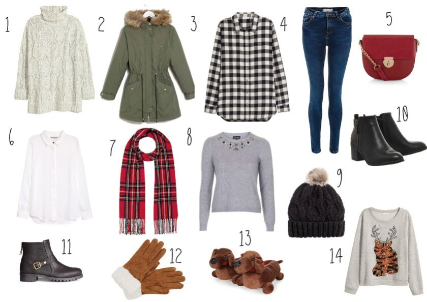 Winter Wardrobe Essentials 2015