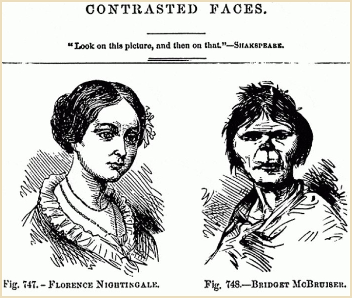 Florence Nightingale v. Bridget McBruiser