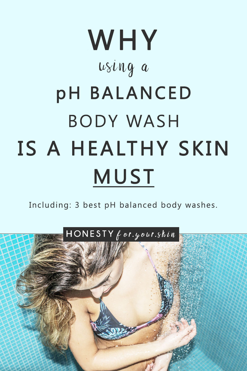 If at this moment, you're not using a pH balanced body wash, your body wash has the potential to dramatically change your skin. Wondering why? Want to know which pH balanced body washes will help stop this happening to you? Looking to protect your skin? Come learn all my friend...