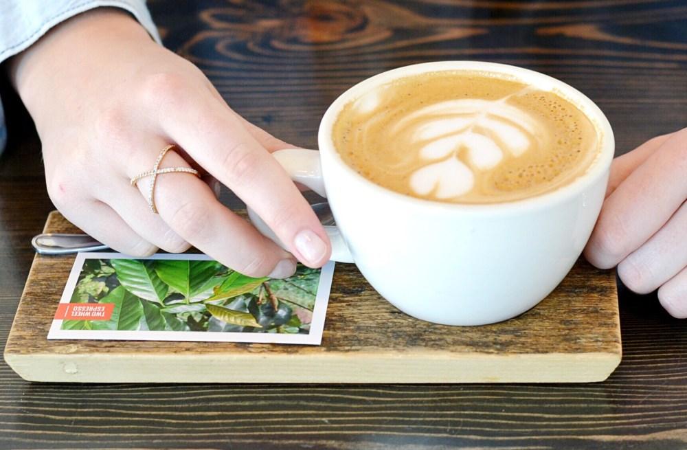 Latte Rosso Coffee Roasters in Family Weekend in Calgary, Alberta
