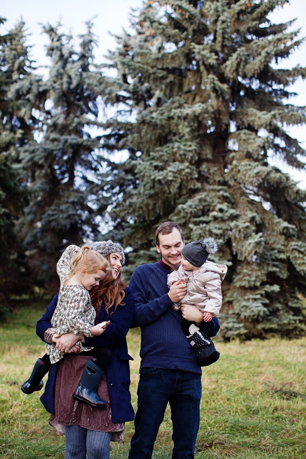 Christmas dress edmonton -  Anthropologie Inspired Christmas Holiday Family Photos