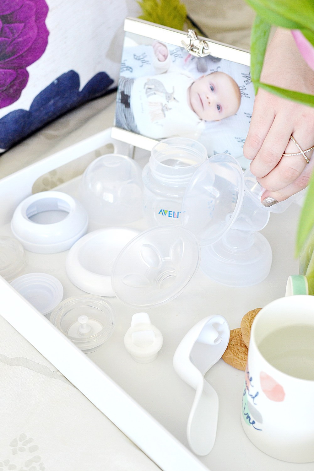Edmonton Blogger Philips Avent Comfort Manual Breast Pump