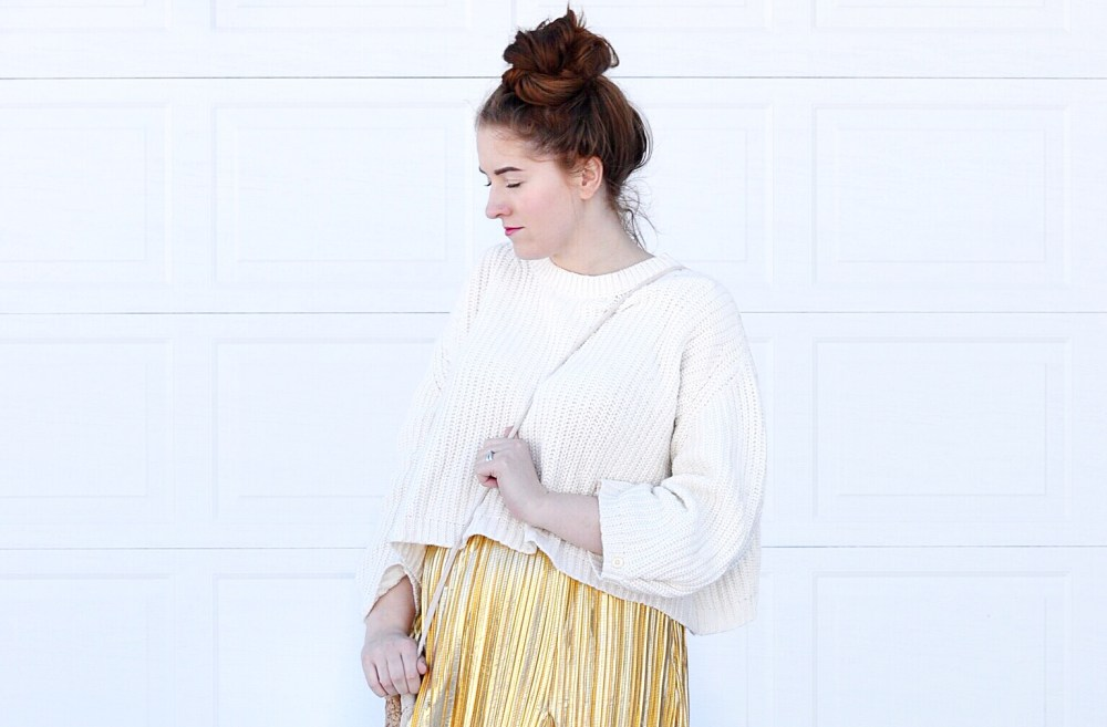 Canadian Fashion logger Pregnant