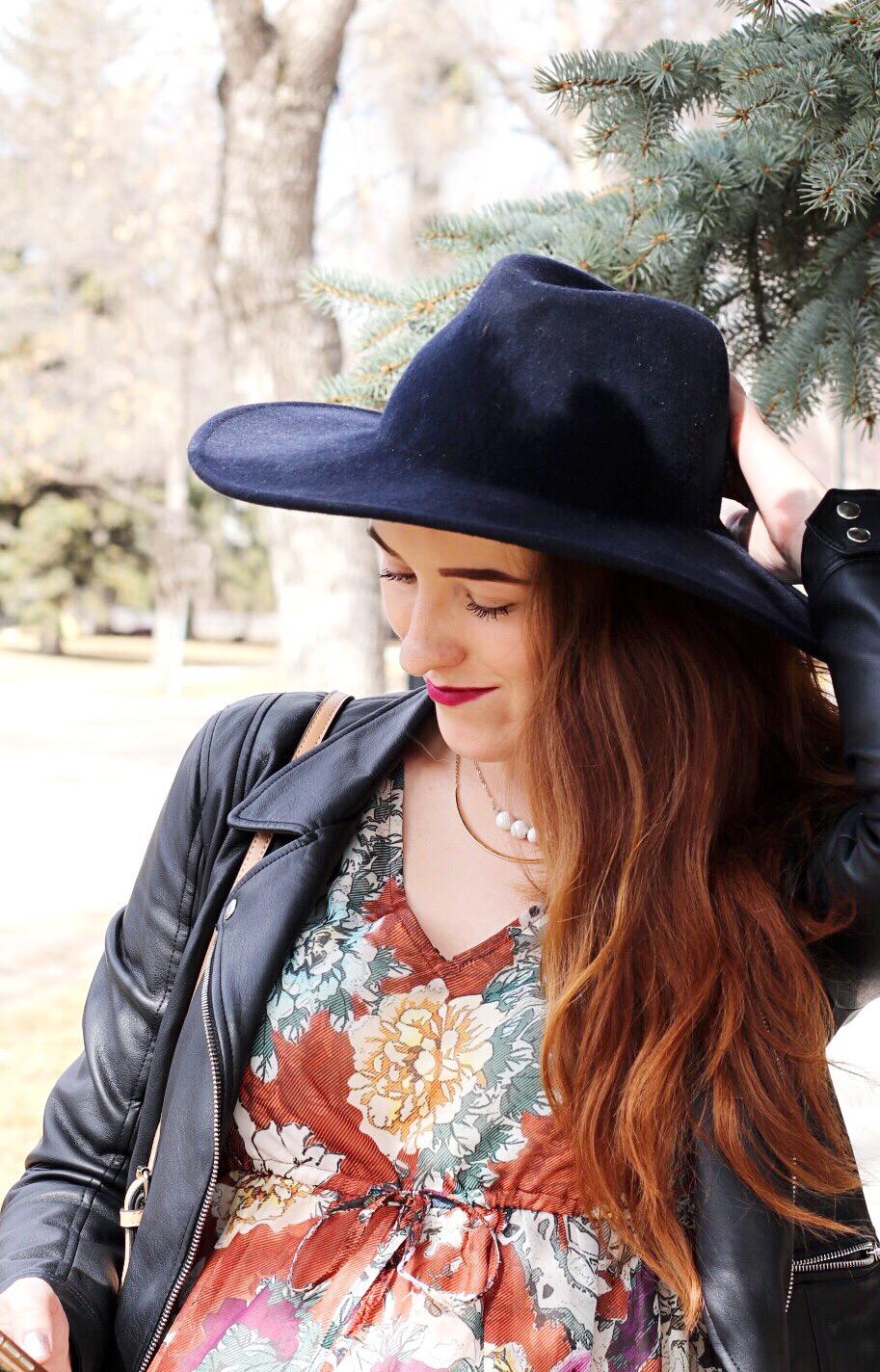 Edmonton style blogger