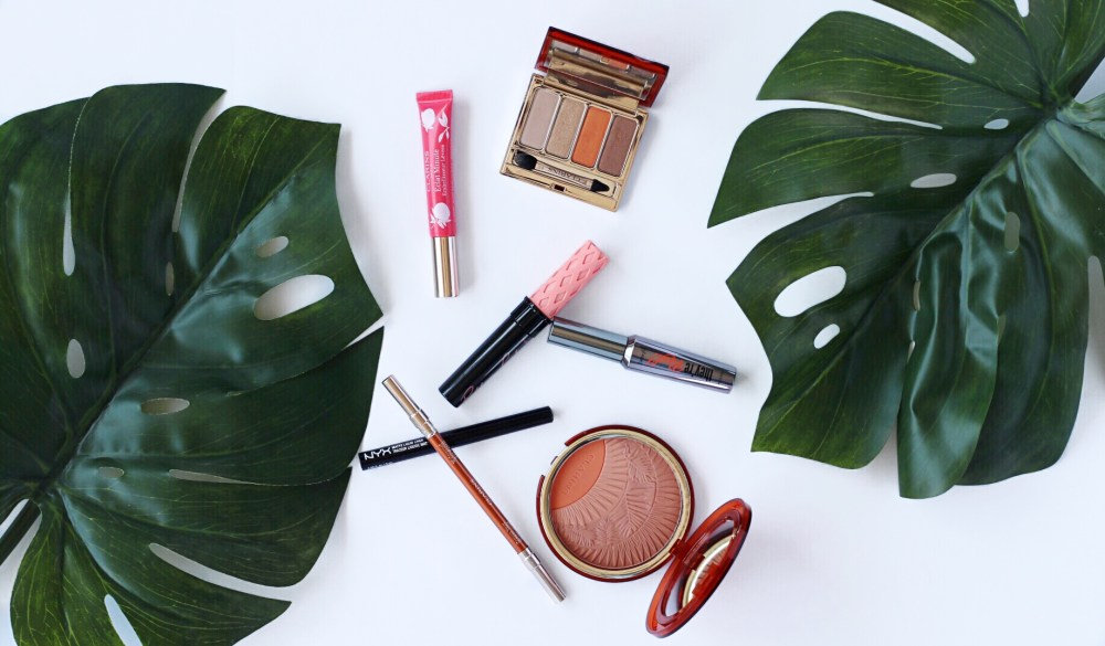 Canadian Beauty Blogger Youtuber Clarins Limited Edition Bronzing and Blush Compact & Eyeshadow