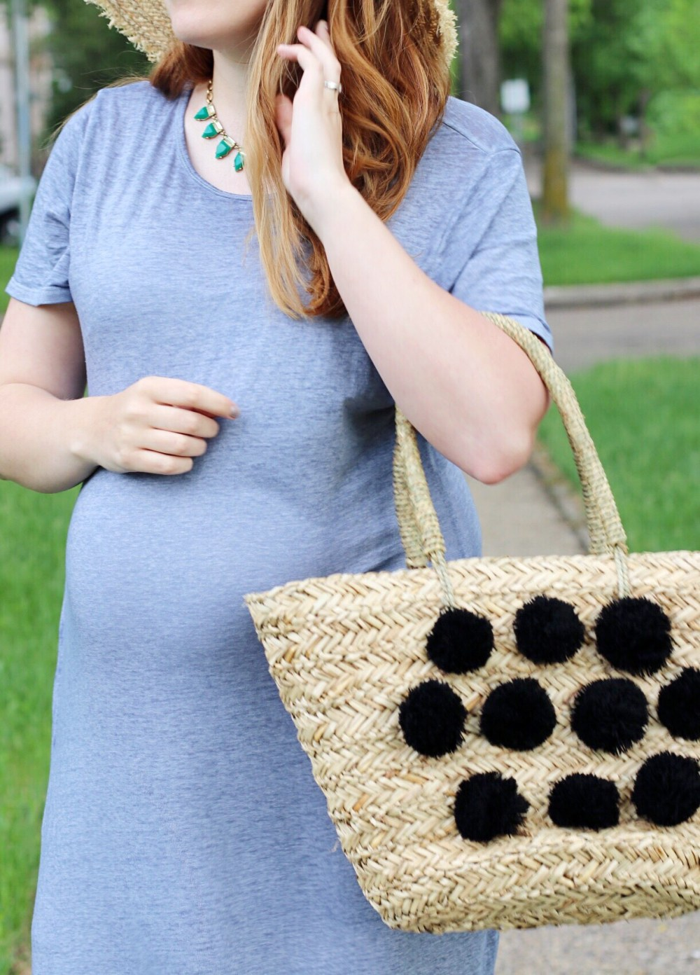Summer Pregnancy Canada blogger