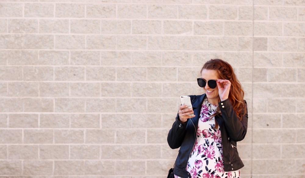 edmonton alberta blogger Combat Pregnancy Anxieties