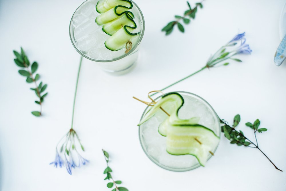 The Cucumber Gimlet