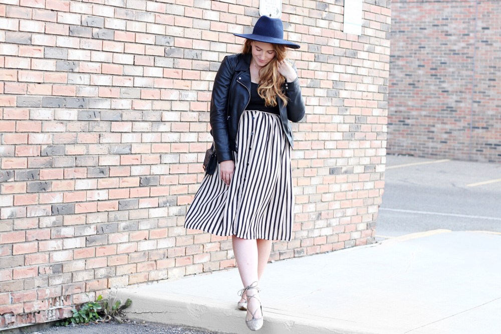 Honey & Betts Canadian Lifestyle Blog fall date night outfit
