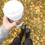 Who else is embracing their autumn basic baeness?? Or ishellip