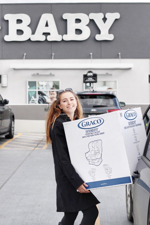 Hannah From The Popular Edmonton Lifestyle Blog Honey Betts Shares Best Convertible Car