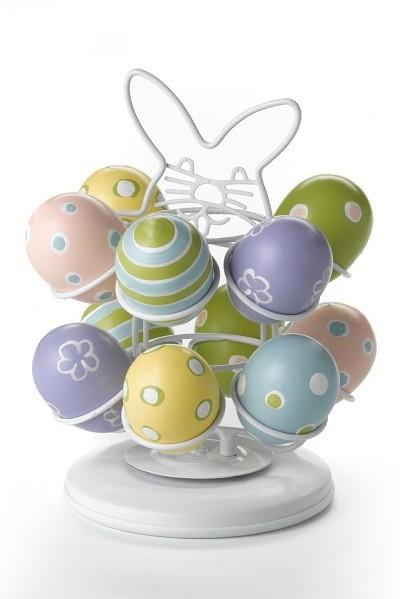 Easter egg carousel holder
