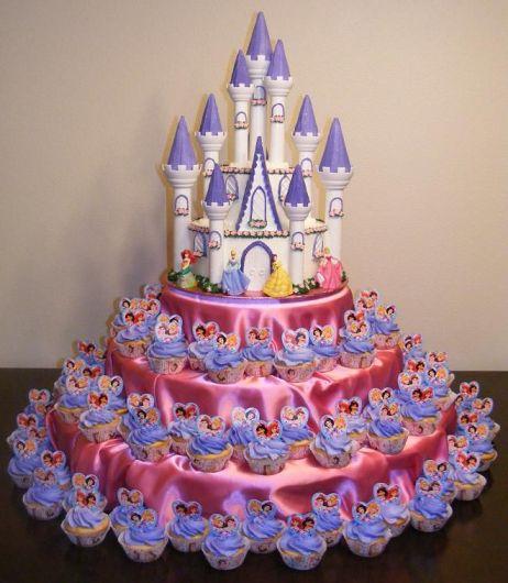 Amazing cakes I could never make - Disney princess cake