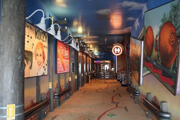 Disney Wonder Route 66