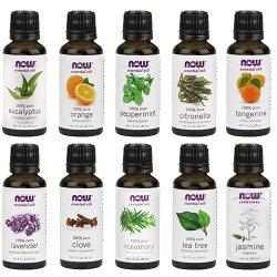 now essential oils