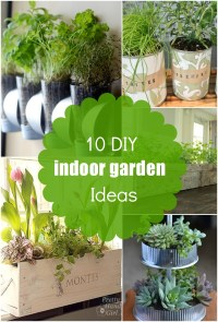 10 DIY Indoor Herb Garden Ideas and Planters [They're Easy ...