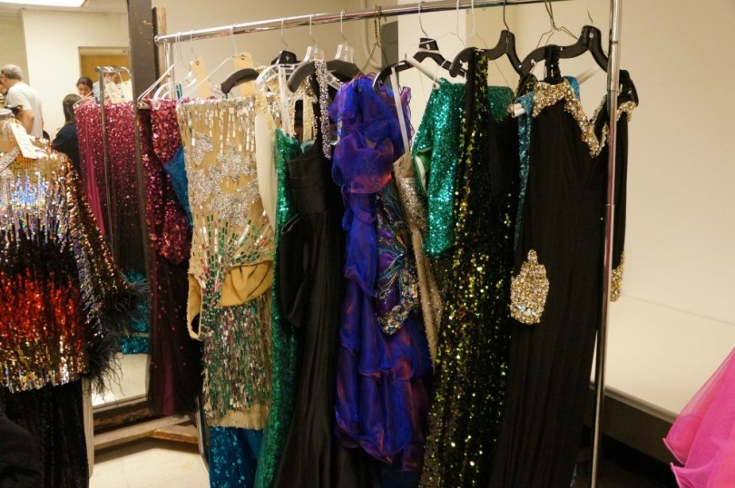 General Hospital episodes - Clothing worn on General Hospital for the Nurse's Ball 2014