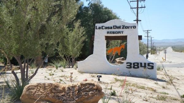 La Casa Del Zorro Desert Resort & Spa in Borrego Springs, CA