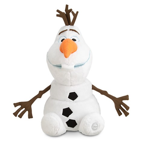 Disney's FROZEN holiday gifts - Giant Jumbo OLAF Plush Stuffed Animal