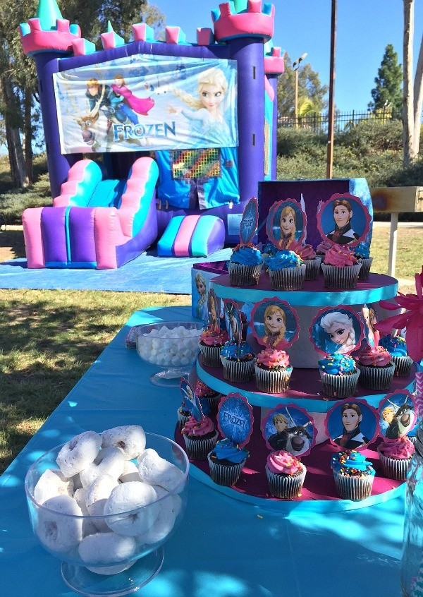 walmart kids chairs ladder back dining chair disney's frozen birthday party ideas: pink, purple, blue, & a jumper, too!