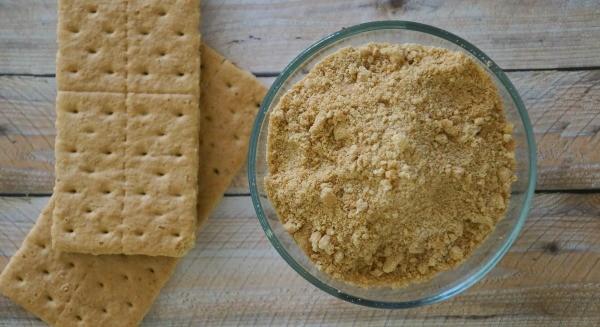 How to make graham cracker crust