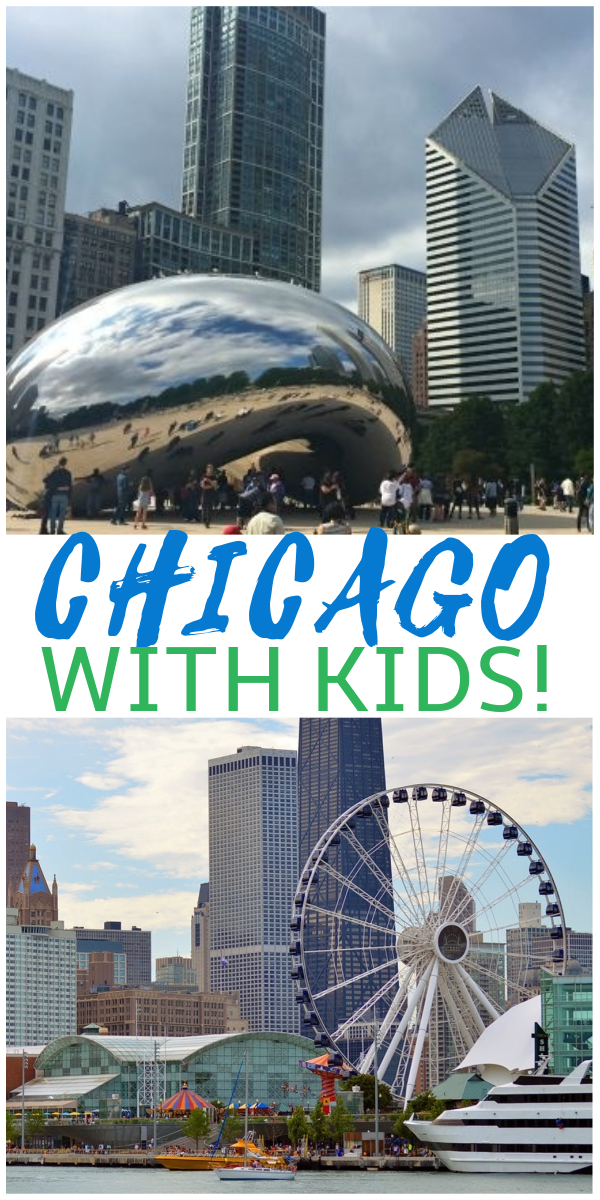 5 Fun Things To Do With Kids In Chicago - We Love Downtown Chicago Attractions!