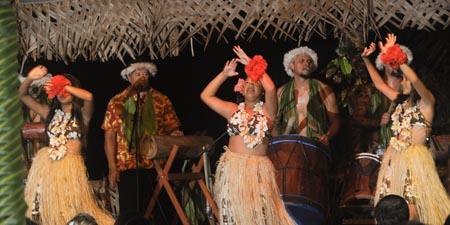 Highland Paradise Cultural Center Dancers