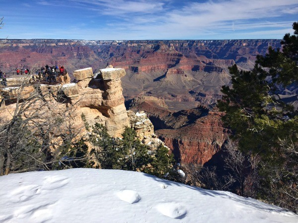 Grand Canyon Road Trip, Mather Point