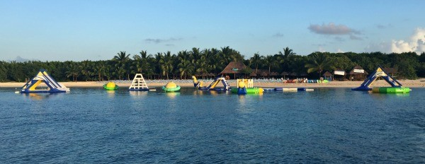 Things to do in Cozumel - Fury Catamarans aqua playground, Cozumel, Mexico
