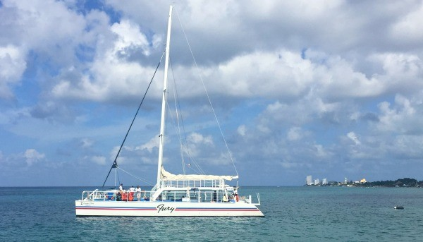 Best Day Trips in Cozumel Mexico: Fury Catamaran Tour Snorkeling in Cozumel