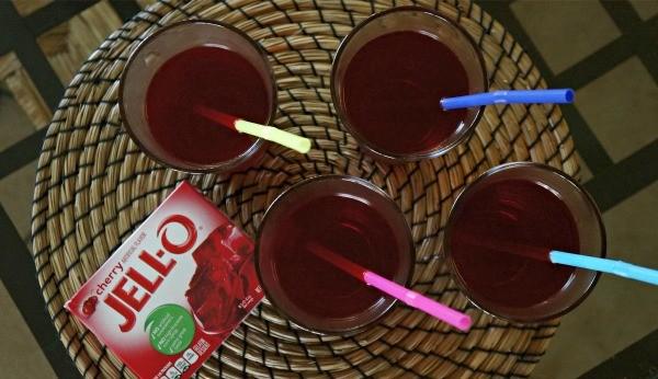 Jell-o Juice Prank, April Fools Day Joke Idea