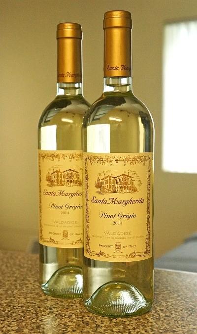 Santa Margherita Pinot Grigio wine