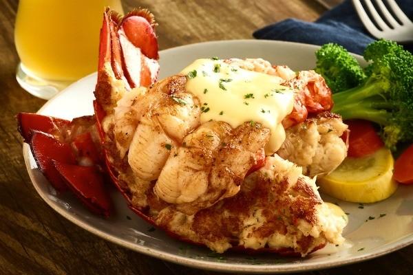 Outback Steakhouse Big Australia menu - Stuffed Lobster Tail
