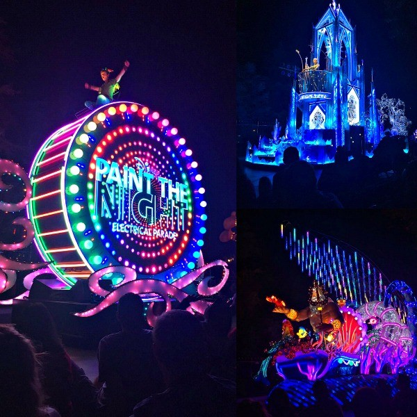 Summer at Disneyland Resort - Don't miss the spectacular Paint The Night parade as it lights up Disneyland Park this summer!