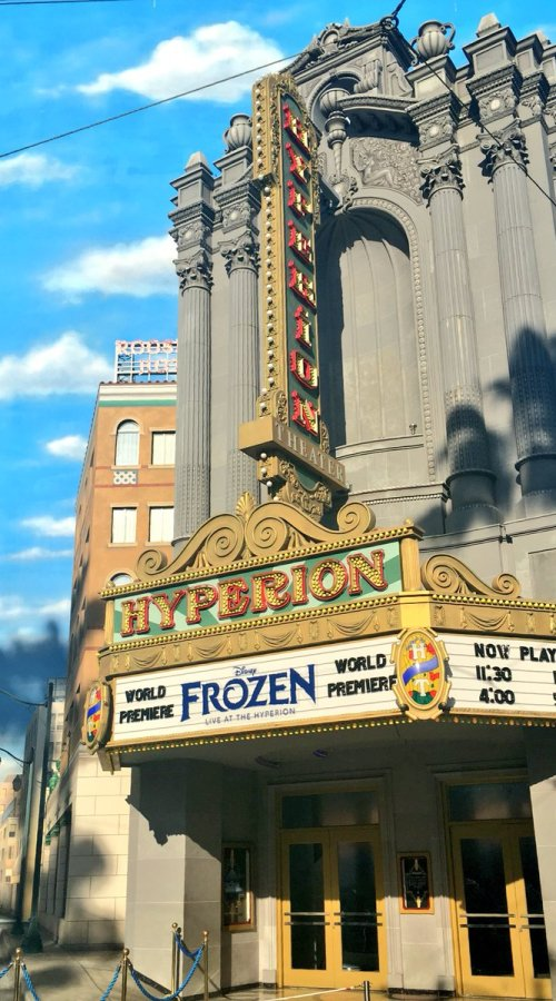Summer at Disneyland Resort -FROZEN Live at the Hyperion Theater, a must see show in Disney's California Adventure