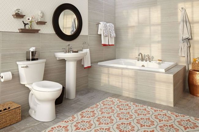 Ways to update your home - the best ideas in bathroom upgrades that pay off